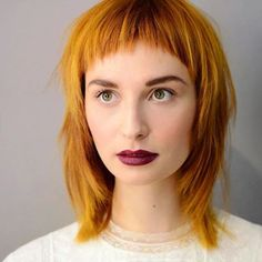 Hair Cut Ideas With Fringe Bangs (49)