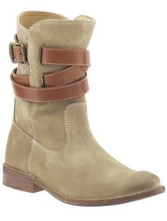 Frye Shirley Strappy Boot