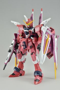 GUNDAM GUY: RG 1/144 Justice Gundam - Review by Kenbill
