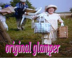 Hyacinth Bucket - original glamper :D