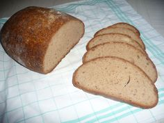 24-hodinový bezlepkový chlieb