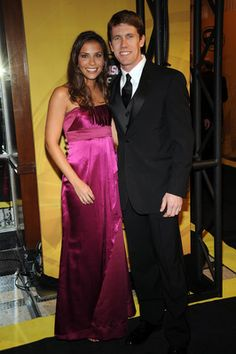 Carl & Kate Edwards.......He was suppose to be mine  LOL