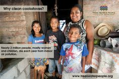 Why clean cookstoves?