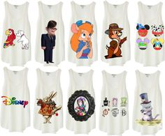 """""""Disney Mix"""" by lena1612 ❤ liked on Polyvore"""