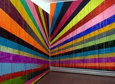 Markus Linnenbrink  - colorare le pareti per avere forti risultati.