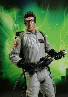 Ghostbusters Spengler action figure by Mattel Original Ghostbusters, Ghostbusters 1984, Ernie Hudson, Monster Toys, Ghost Busters, Sideshow Collectibles, Kids Boys, Statues, Action Figures