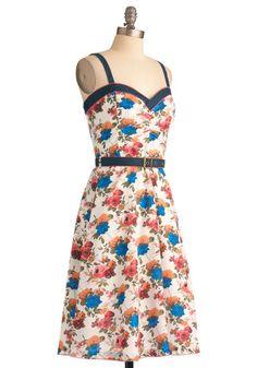 Botanical Brunch Dress