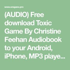 58 Best Free AudioBooks Downloads images in 2019