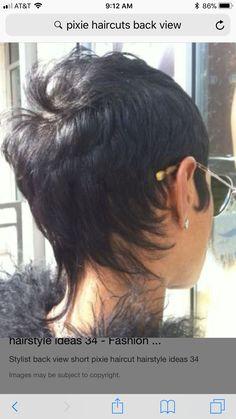 This Pin was discovered by And Short Sassy Haircuts, Short Choppy Hair, Funky Short Hair, Super Short Hair, Short Grey Hair, Short Hair With Layers, Short Hair Cuts For Women, Short Hair Styles, Rasta Hair