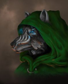 Wolves of the Calla by Elkjam
