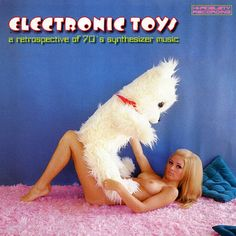 Various Electronic Toys lp
