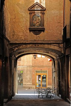 Forno Dei Galli Restaurant (pizza) ~ province of Siena, Tuscany, Italy