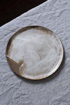 Lunar Dinner Plate Approx 24cm D x 1cm H