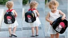 ADORABLE AND COOL DESIGN: Kids love Pirates and Vikings. They will love to carry it around all the time!! Kids Lunch Bags, Toddler Backpack, Insulated Lunch Bags, Baby Diaper Bags, Kids Backpacks, Vikings, Pirates, Back To School, Baby Strollers