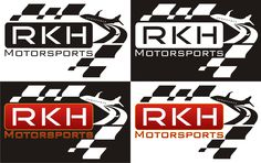 HELP CREATE A LOGO FOR THE NEW RKH MOTORSPORTS RACING TEAM by jmg88