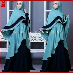 Baju Setelan Hijab Muslim Bj77777