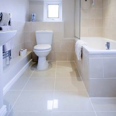 44 Insanely Clever Small Bathroom Hacks to make it Larger 17 Insanely Clever Small Bathroom Hacks to make it Larger Large Tile Bathroom, Large Bathrooms, Bathroom Floor Tiles, Tile Floor, Wall Tiles, Modern Bathroom, Master Bathroom, Bathroom Hacks, Budget Bathroom
