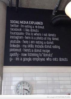 #welov3 #donuts and #socialmedia #digital #marketing #agency #facebook #twitter #instagram #pinterest #googleplus