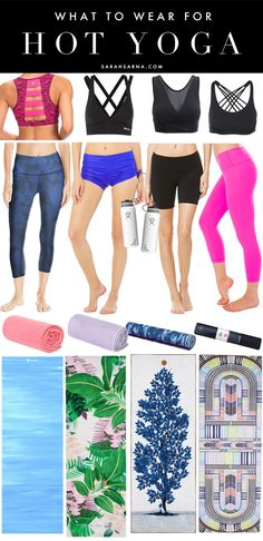 Style Ideas  What to wear for hot yoga d6f7a6fdb77c5