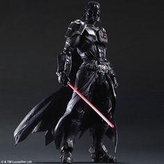 我的黑武士哪有那麼帥?!《星際大戰》 變體版「達斯‧維德」 | 玩具人Toy People News