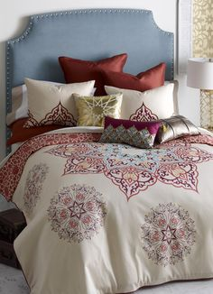 Blissliving Home Abu Dhabi Chanda Duvet Collection & Reviews