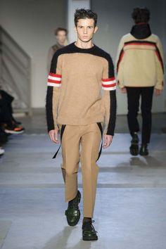 Male Fashion Trends: No. 21 Fall-Winter 2017 - Milan Fashion Week