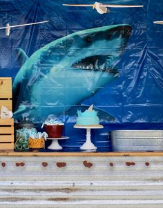 Shark Week Party 201
