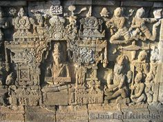 Borobudur, or Barabudur, is a 9th-century Mahayana Buddhist monument in Magelang, Central Java, Indonesia.