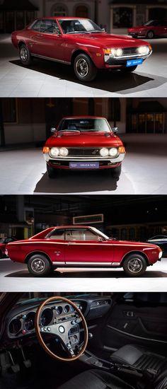 1974 Toyota Celica / TA22 / Japan / Red