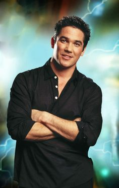 Dean Cain - I've adored him since his Lois and Clark days :-)