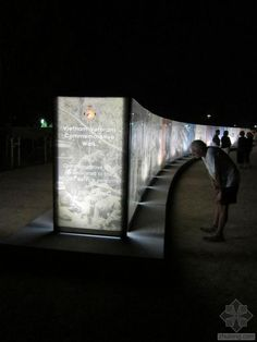 澳大利亚越战纪念墙第7张图片