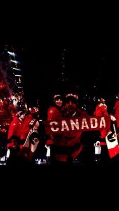Sochi 2014 team Canada