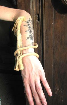 bracciale naturale edera