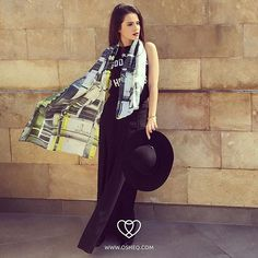 Hello #FashionFriday  The joy of dressing is an art! #OsheqFF #Fashion #FashionFriday #Style #Fashionista #OsheqDxb