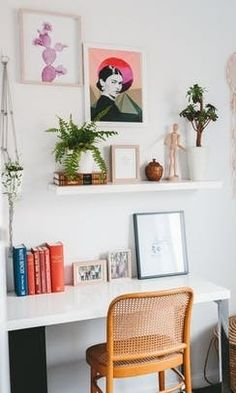 Inspiring Workspaces That Will Make You Ready To Take On Even the Worst Monday | Apartment Therapy