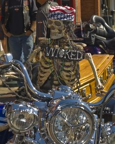 Bikes, Blues, & BBQ Motorcycle Rally  Fayetteville, AR