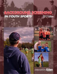 Volunteer screening and conducting thorough background checks are complex topics that every youth sports organization must address. #youthsports