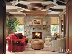 Ceilings that Excite