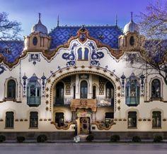 Raichle Palace ~ Serbia