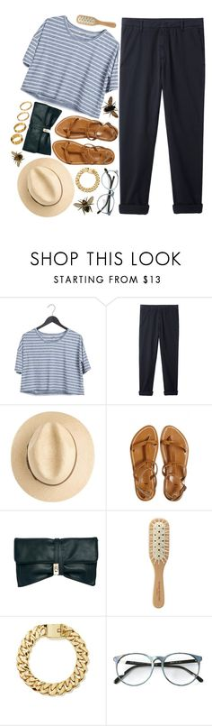 """""""Ellie Goulding - Animal"""" by johnsmustache ❤ liked on Polyvore featuring Pieces, Hope, Calypso St. Barth, ASOS, Michael Van Clarke and Made"""