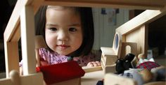 Exploring adoption themes through play is a healthy way to get young children talking about adoption