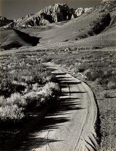 1943 Buttermilk Country--near Bishop, Calif - Ansel Adams