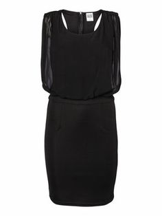 LAWYOO S/L SHORT DRESS VERO MODA Holiday Countdown contest. Pin to win the style!