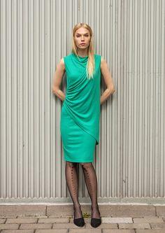 Monalisa dress and Vogue by Katri Niskanen tights / Nanso by Katri Niskanen SS 2016