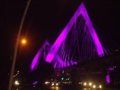 Puente de Iluminación en Guadalajara
