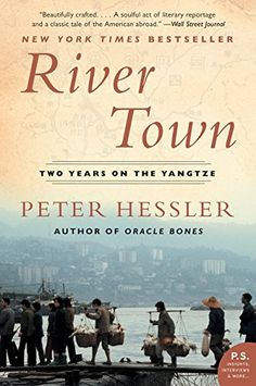This is a great book for anyone who loves travel, or has an interest in China. Great true account of central China in the 90s.