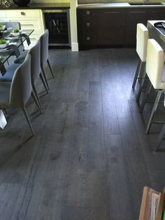 Vinyl floors are resistant to water and stain. Call us at 373 We can come to your place with samples… – Flooring Designs Best Flooring, Vinyl Flooring, Laminate Flooring, Hardwood Floors, How To Install Baseboards, Floor Design, House Design, Tile Floor, Interior Design
