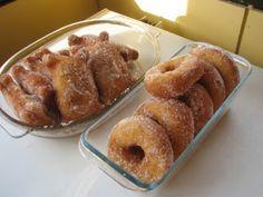 Gluteenitonta leivontaa: Munkkipossut ja -rinkilät