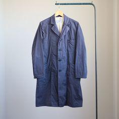 YAECA - Atelier Coat #navy