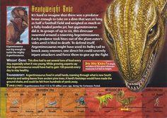 Name: Argentinosaurus Category: Monsters of the Past Card Number: 123 Front: Argentinosaurus Monsters of the Past Card 123 front Back: Argentinosaurus Monsters of the Past Card 123 back Trading Card: Mysteries Of The World, Jumbo Jet, Wild Creatures, Football Field, Animal Species, Jurassic World, Prehistoric, Predator, The Past
